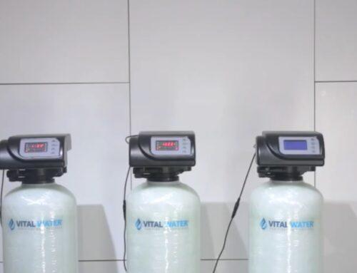 Alternativas de cabezales para ablandadores automáticos